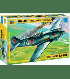 ZVEZDA Soviet Fighter LA-5 FN