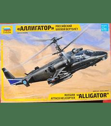 "ZVEZDA Russian Attack Helicopter ""Alligator"""