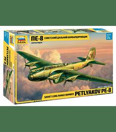ZVEZDA Soviet Long-Range Bomber PETLYAKOV PE-8
