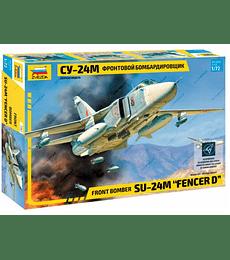 """ZVEZDA Front Bomber SU-24M """"Fencer D"""""""