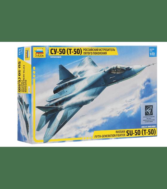 ZVEZDA Russian Fifht-Generation Fighter SU-50 (T-50)
