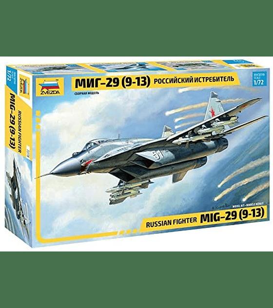 ZVEZDA Russian Fighter MIG-29 (9-13)