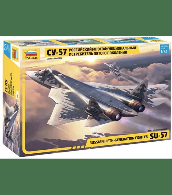 ZVEZDA Russian Fifth-Generation Fighter SU-57
