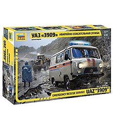 ZVEZDA Emergency Rescue Service UAZ 3909