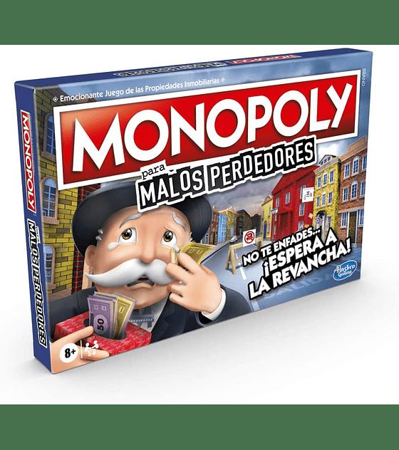 Monopoly para Malos Perdedores