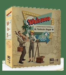 Welcome: Hacia el Perfecto Hogar