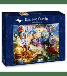 Puzzle 1000 Pcs - Magical Journey Bluebird