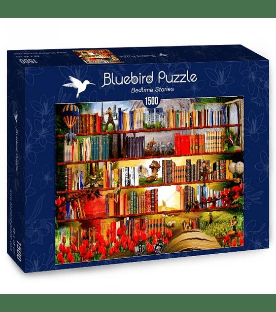 Puzzle 1500 Pcs - Bedtime Stories Bluebird