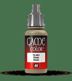Game Color Caqui