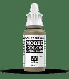 Model Color Marrón Caqui