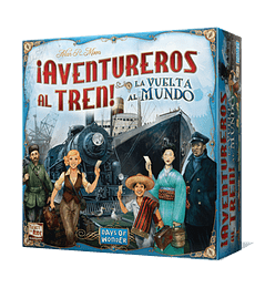 Ticket to Ride: La Vuelta al mundo