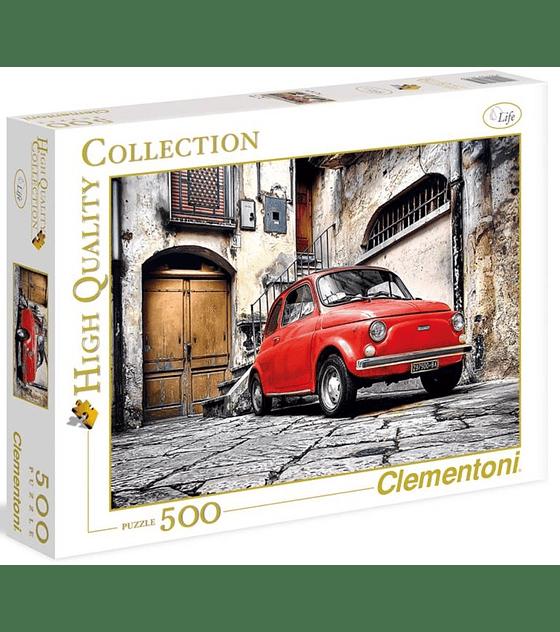 Puzzle 500 Pcs - 500 Cinquicento Clementoni