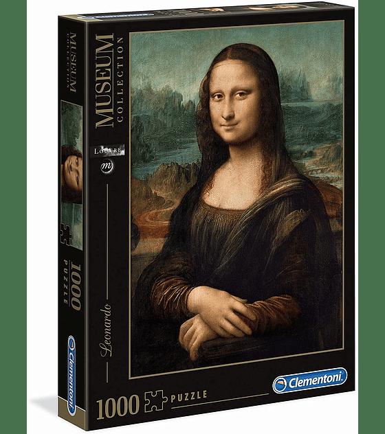 Puzzle MC 500 Pcs - Leonardo Mona Lisa