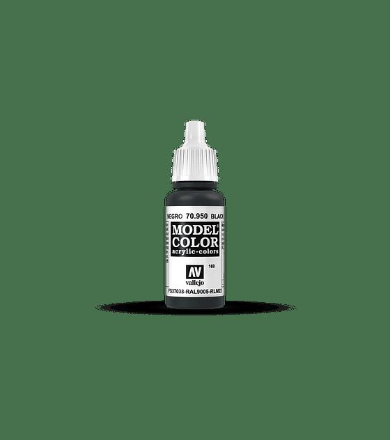 Model Color Negro