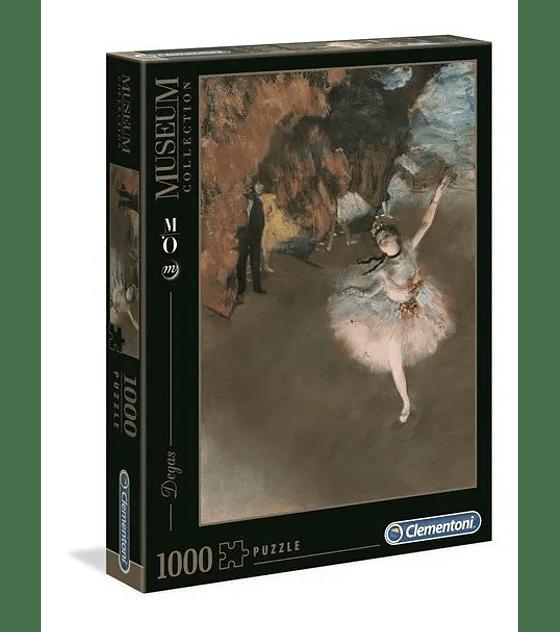 Puzzle MC 1000 Pcs - Degas Ballet