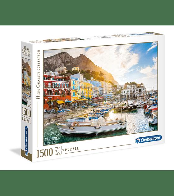 Puzzle 1500 Pcs - Capri Clementoni