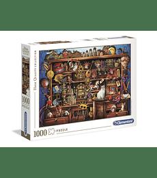 Puzzle 1000 Pcs - Ye Old Shoppe Clementoni