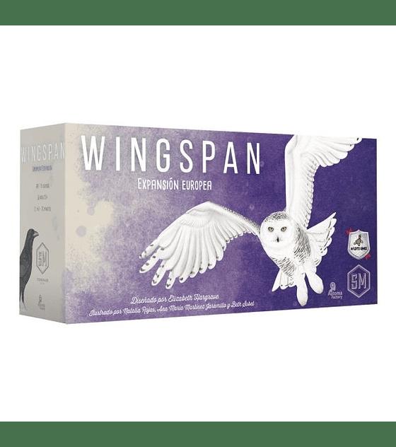 Wingspan: Expansion Europea