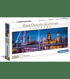 Puzzle 1000 Pcs - London Clementoni Panorama