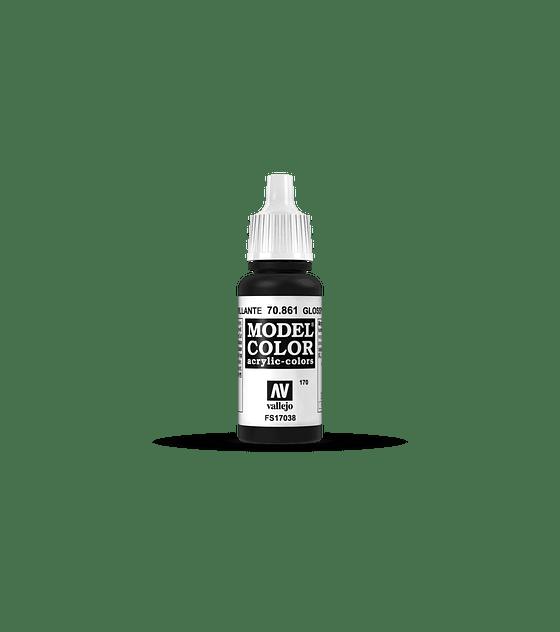 Model Color Negro Brillante