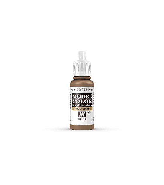 Model Color Marrón Beige