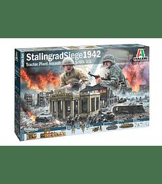 ITALERI Battleset: WWII STALINGRAD FACTORY 1:72