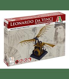 Leonardo Da Vinci's FLYING MACHINE (ORNITHOPTER)