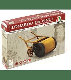 Leonardo Da Vinci's: MECHANICAL DRUM