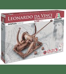 Leonardo Da Vinci's: CATAPULT