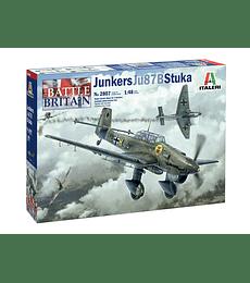 """ITALERI JUNKERS JU-87 B STUKA """"Battle of Britain 80th"""""""