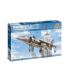 ITALERI HAWKER HARRIER GR.1