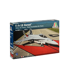 ITALERI F/A-18 HORNET Royal Australian Air Force
