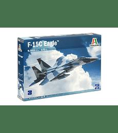 ITALERI F-15C EAGLE