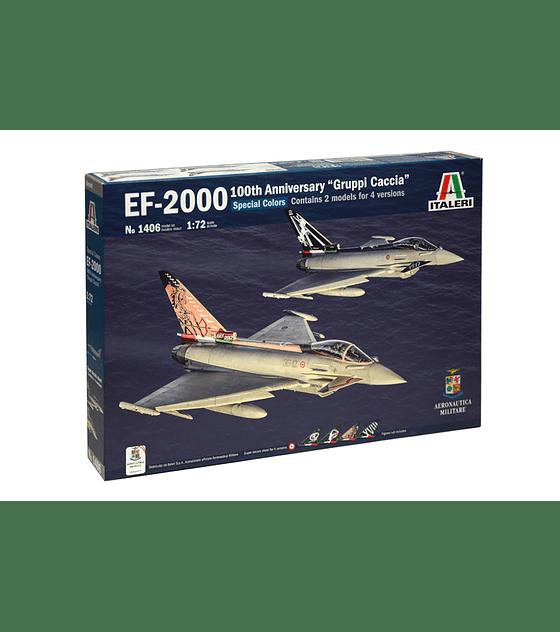 "EF-2000 100th Anniv.""GRUPPI CACCIA"" Special Colors"