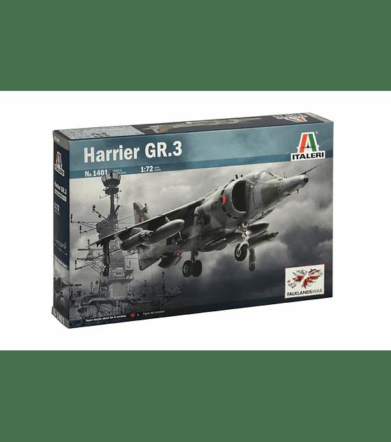 ITALERI HARRIER GR.3 FALKLANDS WAR