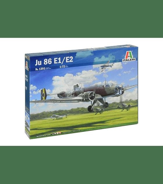 ITALERI Ju 86 E1/E2