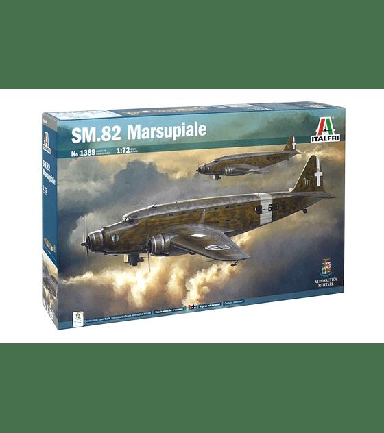 ITALERI SM-82 MARSUPIALE