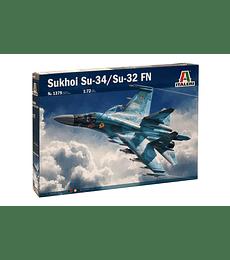 ITALERI SUKHOI Su-34 / Su-32 FN