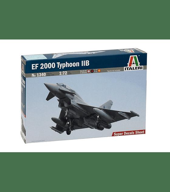 ITALERI EF 2000 THYPHOON (twin seater)