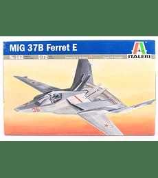 MIG-37 SOVIET FIGHTER