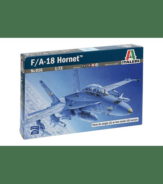 ITALERI F/A 18 Hornet