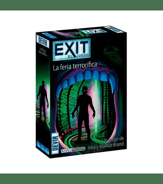 Exit: Feria Terrorífica