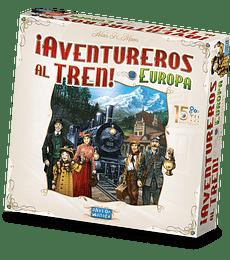 Preventa - ¡Aventureros al Tren! Europa 15th Anniversary