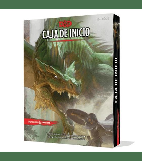 Dungeons and Dragons - Caja de Inicio