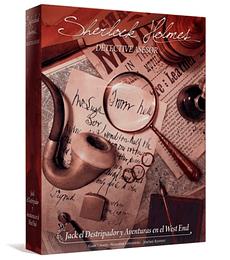 Sherlock Holmes Detective Assesor Jack el Destripador y Aventuras en el West End
