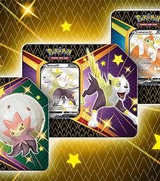 Pokémon Tin Destinos Brillantes (Español)