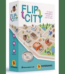 Flip City - Ingles