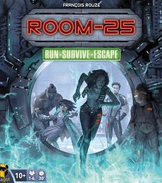 Pack Room-25 + Expansion Room-25 Escape Room
