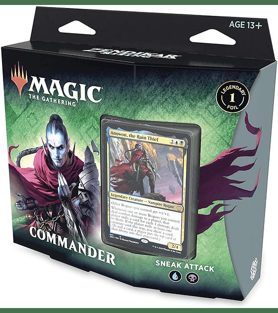 Commander Zendikar Rising (Inglés)