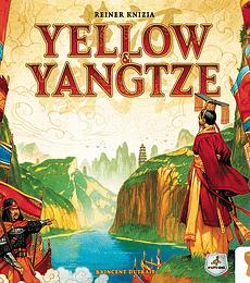 Preventa - Yellow & Yangtze